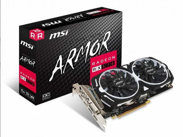 RX 570 price in bd