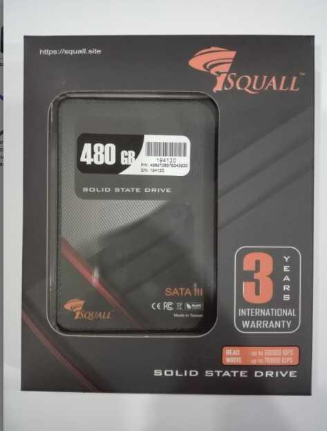 480gb SSD price bd