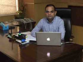 Marketing Head Shafiul islam computerimporter